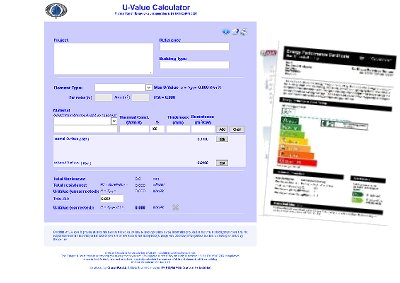 ChangePlan Ltd's Online U-Value Calculator