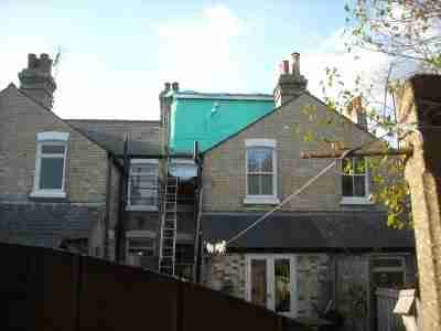 Loft Conversion in Conservation Area